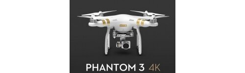 Drony PHANTOM 3