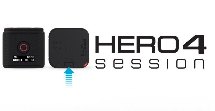 Hero 4 Session - nowe oprogramowanie