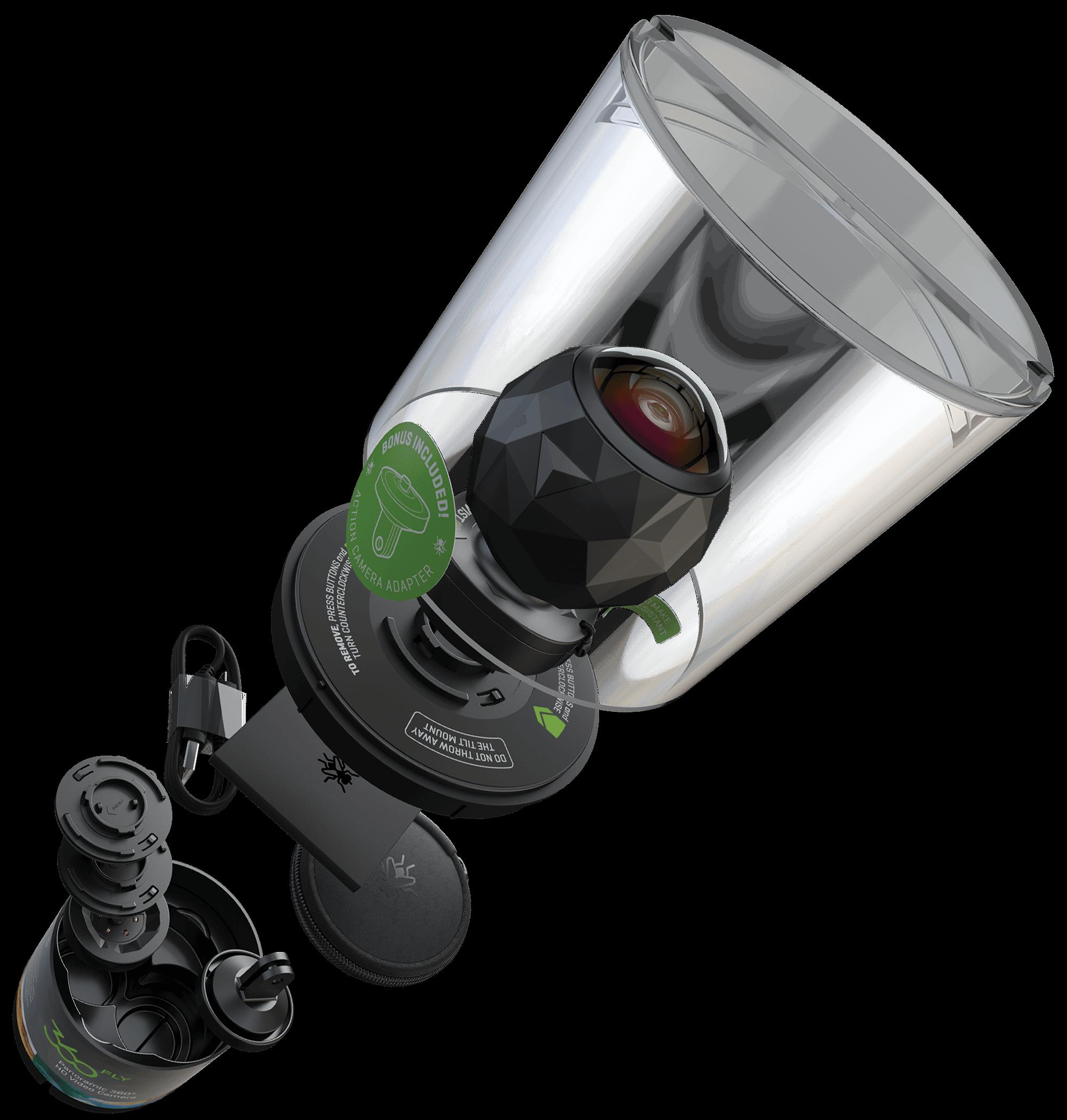Kamera 360fly HD