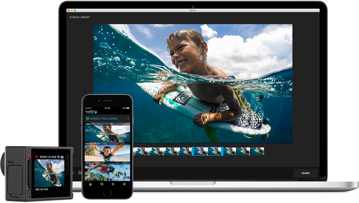 GoPro App for Desktop